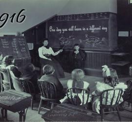 Carte voeux 2016 LearnaTech