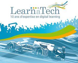 visuel stand LearnaTech