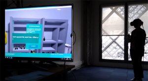 réalité virtuelle CLARTE