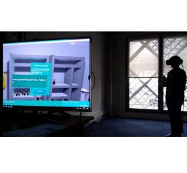 realite virtuelle CLARTE