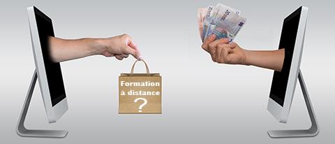 achat de formation à distance