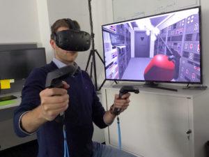 réalité virtuelle formation